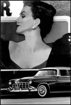 Glamour in the Street, California, 1959. Photo by Elliott Erwitt