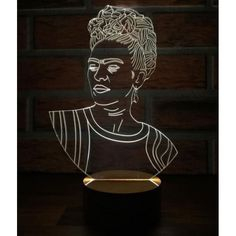 Frida kahlo Gifts At Our Cool Lighting Store • Vintage And Retro Lighting Table Lamps by Smithers of Stamford, Call us on 01780 435060, Email Smithers info@smithersofstamford.com