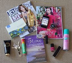 Blogged: What's in my Handbag...