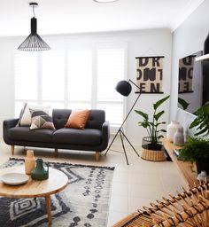 Living Room Makeover  Better Homes And Gardens  Tara Dennis Prepossessing Living Room Make Over Design Ideas