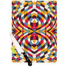 Kess InHouse Dot Whimsy Pattern Bed Runner 34 x 86