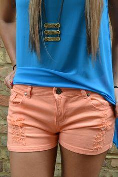 Elegant shorts - nice picture