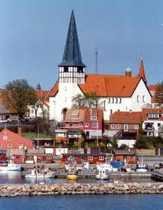 Bornholm - a Danish island in the Baltic Sea - My namesake Maren Larson lived here, I wanna visit! Odense, Aarhus, Places To Travel, Places To Go, Scandinavian Countries, Scandinavian Cruises, Kingdom Of Denmark, Denmark Travel, Copenhagen Denmark
