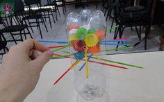 como hacer juegos con material reciclable - Buscar con Google