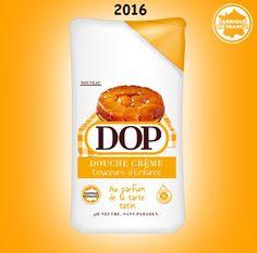"""Dop - Crème Douche Douceurs d'Enfance """"Tarte tatin"""""""