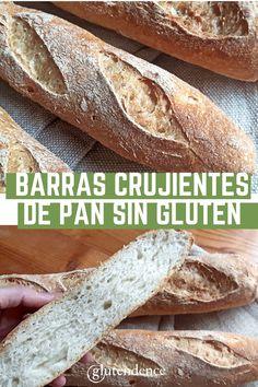 Gluten Free Cupcakes, Gluten Free Desserts, Gluten Free Recipes, Pan Dulce, Pan Bread, Dessert Bread, Going Vegan, Baby Food Recipes, Low Carb