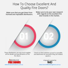 How To Choose Excellent And Quality Fire Doors
