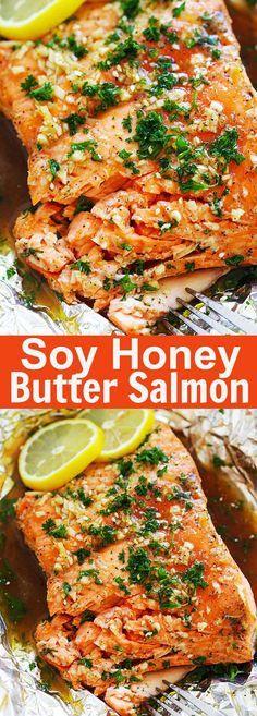 Soy Honey Butter Sal