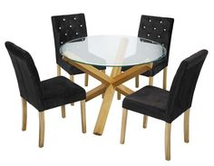 http://www.bonsoni.com/opal-large-dining-table-by-lloyd-phillip-delric  The Oporto table range continues to go from strength to strength. With its solid oak legs and clear bevelled glass top, this dining table offers endless opportunities to mix and match with the extensive range of chairs currently available.  http://www.bonsoni.com/opal-large-dining-table-by-lloyd-phillip-delric