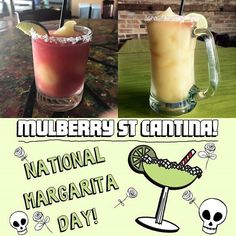 Here\'s a great PSA from our friends at  @el_taco_taxi as well.  This a #ThirstyThursday you dont want to miss out on #NationalMargaritaDay!! Where else to quench that thirst than at Dentons BEST tequila bar  @mulberrystreetcantina!! Take advantage of the great specials for the day such as: $5 Sm. Frozen Ritas or Rocks $10 Margarita Flights $1 Infusión Floaters $7 Lg. Frozen  Well be keeping your belly happy and warm w/ our delicious feature of the week: Mini Torta Sliders. The final piece that will make this Thursday one for the record books. DRINK RESPONSIBLY Buen Provecho        #dentoning #dentonsquare#dentonproud #dentonslacker#wedentondoit #wddi#dentontacos#dentonfood#dentonfoodies#dentonfoodtrucks#dallas#dallasfood#dallasfoodie#dallasfoodtrucks#dallasfoodblogger#dfwfood#dfwfoodie#dfwfoodtrucks#northtexasfoodtrucks#ftworth#ftworthfood#ftworthfoodie#ftworthfoodtrucks#untmeangreen#twu#dentonfoodscene #bestofdenton#besttacosdenton