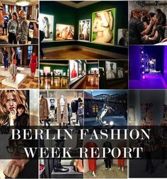 Berlin Fashion Week Januar 2015 Live Report