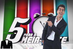 """Entrevista PS: Pedro Fernandes promete «dose de loucura» no """"5 para a meia noite"""" (veja o vídeo)"""