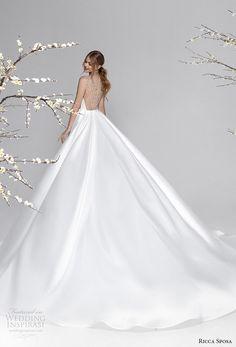 Wedding Dress Chiffon, Simple Wedding Gowns, Perfect Wedding Dress, Royal Dresses, Ball Dresses, Ceremony Dresses, Princess Ball Gowns, Bridal Gowns, Stunning Wedding Dresses