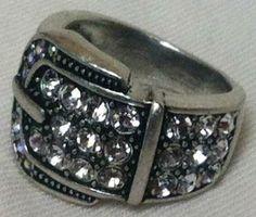 Premier Designs Buckle Up Ring. To view my online catalog visit http://melanielynn1213.mypremierdesigns.com/ Access code: V6MO