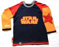 A cool boys shirt made from Ottobre 4/2008.