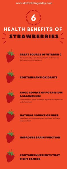 6 Sweet, Healthy Benefits of Strawberries - Do Five Things A Day Herbs For Health, For Your Health, Health And Wellness, Strawberry Health Benefits, Strawberry Plants, Grow Strawberries, Benefits Of Berries, Micro Nutrients, Bowl Of Cereal