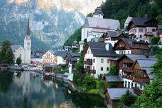 Flashback Friday: Tales from the Mayor in Hallstatt, Austria | Spend My Days Abroad