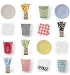Susty Party's tableware is compostable yet colorful, highly-functional, party-ready, and responsibly made in partnership with non-profit factories who employ and empower the visually impaired community. All Susty Party products are non-toxic, made from renewable or sustainably harvested materials, and made in North America!