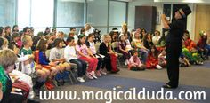Browse and reserve the perfect Magic Show For Family in Toronto for your  kid's birthday party. Get more details on our website.