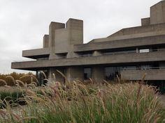 National Theatre, London, Denys Lasdun