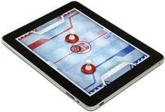 ThinkGeek :: iPieces iPad Air Hockey