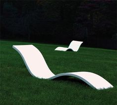 PadStyle   Interior Design Blog   Modern Furniture   Home Decor » float wave chaise #modern #furniture
