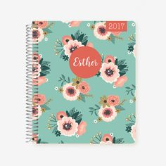 Plum Paper ME Planner (seven sections, vertical weekly layout)