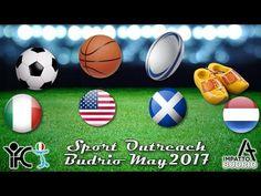 Sport Outreach Budrio May 2017