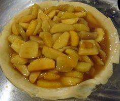 Ingemaakte appels gebruiken voor zelfgemaakte appeltaart Jam Jam, Apple Pie, Cakes, Baking, Tips, Desserts, Jewelry, Jewellery Making, Postres