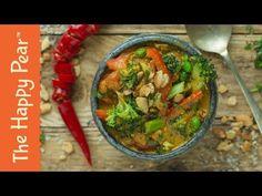 VEGAN Pea and Broccoli Korma - YouTube