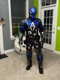 Arkham Knight Suit, Comic Book Publishers, New Twitter, Nerd Herd, Armor Concept, Deathstroke, Red Hood, Best Cosplay, Character Design