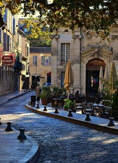 France--Avignon, a city in southeastern France's Provence region Places Around The World, Oh The Places You'll Go, Places To Travel, Places To Visit, Around The Worlds, Travel Destinations, Wonderful Places, Beautiful Places, Amazing Things