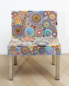 Campana Brothers    Title :Sonia Diniz    Work Date :2003    Category :Furniture    Medium :Rubber on Wood    Style :Contemporary    Subject :Furniture