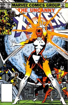 1st appearance of Carol Danvers as Binary formerly known as Ms. Marvel.