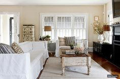 Relaxed, Classic and Collected in New Jersey