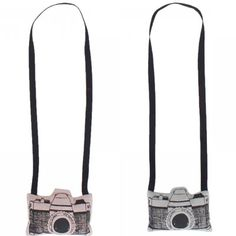 Cloth camera toy