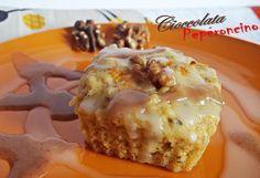 muffin arancia e noci