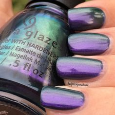 Pondering by China Glaze from The Great Outdoors Fall 2015 Collection | Nailpolishpursuit.com