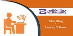 #KwikBilling - Online Billing & Invoicing Software
