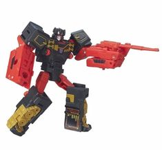 Titans Return 2016 - Legends Class Series 2 - Rumbleby Hasbro #transformer