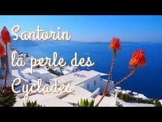 Santorin la perle des Cyclades Islands, Neon Signs, Santorini, Bead