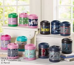 Pastel Mackenzie Hot & Cold Containers #pbkids