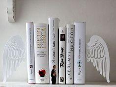 article デザイナーズ ブックエンド ANGEL WINGS 天使の羽