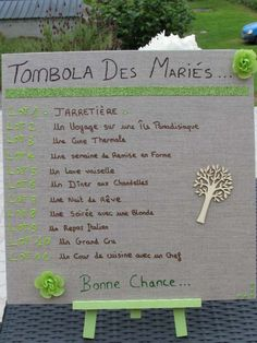 Tombola des mariés : mes lots ! - Organisation du mariage - Forum Mariages.net Wedding Party Games, Wedding Activities, Wedding Parties, Raffle Prizes, L5r, Wedding Programs, Communion, Special Day