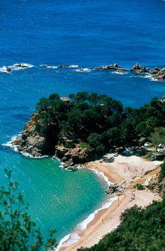 Rosamar, Costa Brava, Girona province, Catalonia.