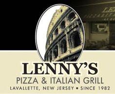 Lennys Pizza and Italian Grill, Lavallette, NJ