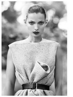Carola Remer for Mixt(e) Fall/Winter 2013 by Emma Tempest