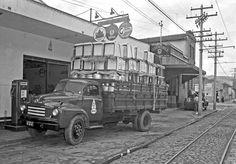 Antigos Verde Amarelo: Caminhões (trabalhadores)
