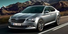 Skoda Superb adds the new equipment