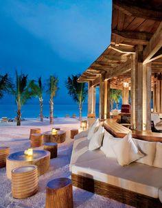 The St. Regis Mauritius Resort, off Madagascar.